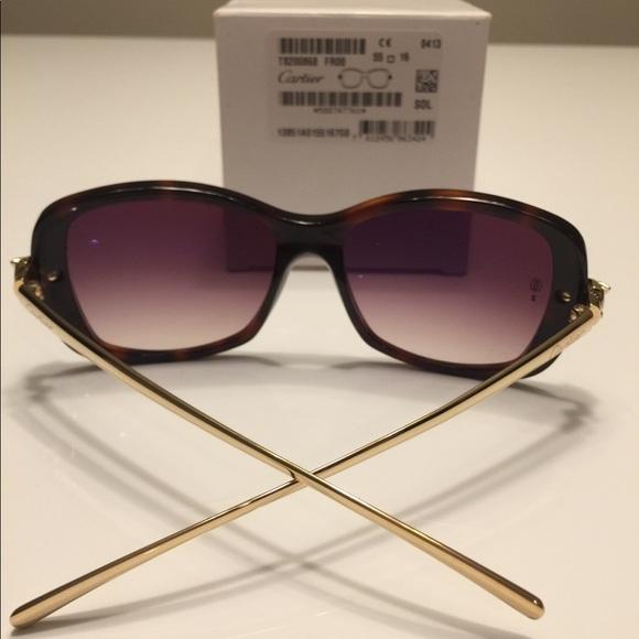7cd9ff797917 Cartier Accessories - Cartier Panther Sunglasses